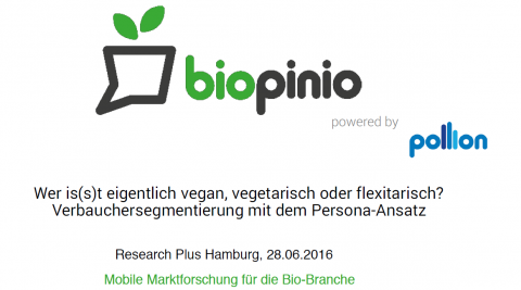 biopinio download bio persona ansatz methode präsentation studie