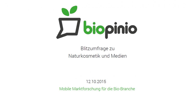 biopinio download biokosmetik naturkosmetik medien studie 2015