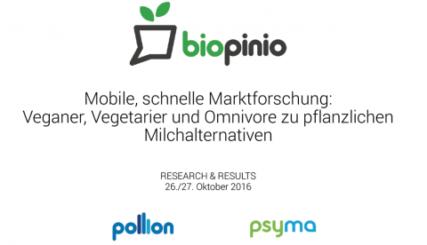 biopinio download milchalternativen studie veganer