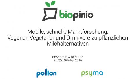 biopinio download milchalternativen studie veganer