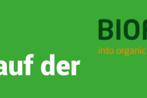biopinio auf der BIOFACH / VIVANESS