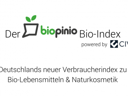 Der biopinio Bio-Index