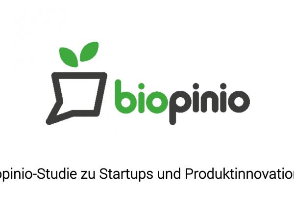 biopinio-Studie zu Startups und Produktinnovationen